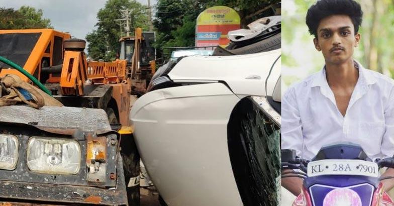 accident changanassery   Bignewskerala